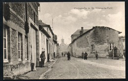 A2994 - Cartes Postales Anciennes - Church Street - Saint-Hilaire-le-Petit - TOP - Reims