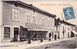 Priay Hotel Bourgeois - France