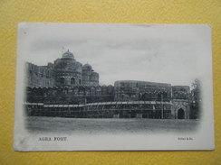 INDIA. AGRA. Le Fort. - India