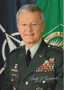 Bantz John Craddock / United States Army General / Picture, Photograph / USEUCOM, SACEUR, ACO, NATO - Persone Identificate