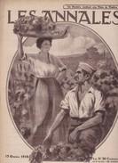 Revue LES ANNALES 13 Octobre 1918 Soldats Canadiens, IENA, - Livres, BD, Revues