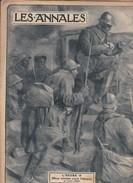 Revue LES ANNALES .27 Octobre 1918 Gal MANGIN Et Ses Noirs, La Parisienne à Zurich - Langues Scandinaves
