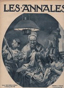 Revue LES ANNALES 10 Novembre 1918 BRUGES, L'Argonne Reconquise, - Livres, BD, Revues