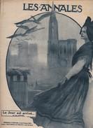 Revue LES ANNALES 17 Novembre 1918 L'ALSACE-LORRAINE, Victoire ... - Bücher, Zeitschriften, Comics