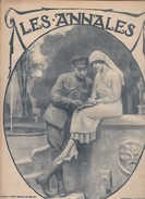 Revue LES ANNALES 24 Novembre 1918 NOS CATHEDRALES, Guillau - Books, Magazines, Comics