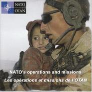 NATO OTAN / 2008 / NATO's Operations And Missions / DVD - DVD