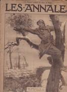 Revue LES ANNALES 6 Janvier 1918 LOUIS XVI Et Les Etats-Unis - Langues Scandinaves