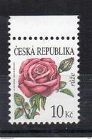 TCHEQUIE - CESKA REPUBLIKA - ROSE - FLOWERS - FLEURS - 2008 - - Neufs
