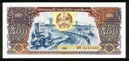 Laos 1988, 500 Kip - UNC - DA6141563 - Laos