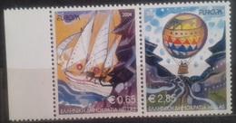 V25 - Greece 2004  EUROPA Stamps - Holidays - Complete Set 2v. MNH - Greece