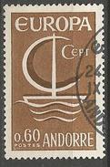 ANDORRE N° 178 OBL TB