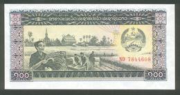 Laos 1979, 100 Kip - UNC - ND7844608 - Laos