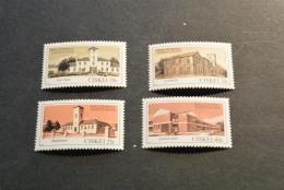 K10845-set MNH Ciskei 1983- SC. 59-62- Educational Institutions - Ciskei