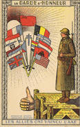 La Garde Dd'honneur - Guerre 1939-45