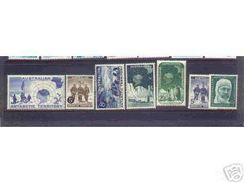 Australian Antarctic Territory  ASC 1-7 1957-61 Years - Unused Stamps