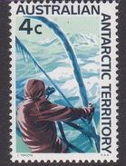 Australian Antarctic Territory  ASC 10 1966 Decimal Definitives 4c Iceberg MNH - Unused Stamps