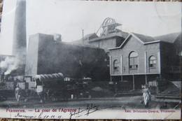 Charbonnage La Cour De L'Agrappe - 1900 - Frameries
