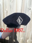 Baret-barett - Cap  -K.E - Headpieces, Headdresses