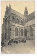 6  Alost - Eglise St.Martin,vue Du Côté Sud,rue De Bruxelles - Aalst