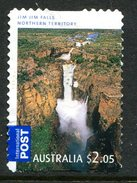 Australia 2008 Waterfalls - $2.05 Self-adhesive Used - Usati