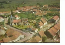 52-PRESSIGNY VUE GENERALE AERIENNE - Autres Communes