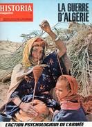 Historia Magazine - La Guerre D'Algérie N° 100 - L'action Psychologique De L'Armée - Geschiedenis