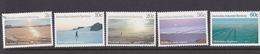 Australian Antarctic Territory  ASC 73-77 1987 Antarctic Scenes III MNH - Unused Stamps