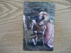 AK Österreich- Künstlerkarte Nach Steyr - Cartes Postales