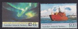Australian Antarctic Territory  ASC 87-88 1991 Antarctic Treaty MNH - Unused Stamps