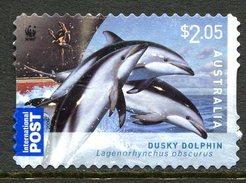 Australia 2009 Dolphins - $2.05 Self-adhesive Used - Usati