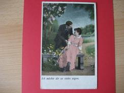 AK - Ich Möchte Dir So Vieles Sagen, G.V.D. Serie 6288/5 - Cartes Postales