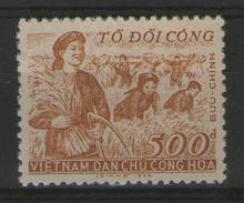 VIETNAM DU NORD:  N°155 NSG, TB. Cote 9,80€. - Viêt-Nam