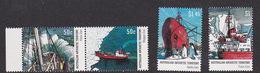 Australian Antarctic Territory  ASC 152-155 2003 Antarctic Ships MNH