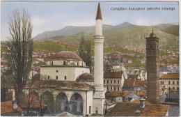 AK - Sarajevo - 1910 - Bosnien-Herzegowina