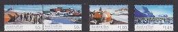 Australian Antarctic Territory  ASC 156-159 2004 50th Anniversary Mawson Station MNH Set