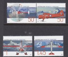 Australian Antarctic Territory  ASC 160-163 2005 Aviation MNH - Australian Antarctic Territory (AAT)