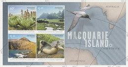 Australian Antarctic Territory  ASC 185MS 2010 Macquarie Island MS MNH