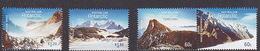 Australian Antarctic Territory  ASC 204-207 2013 Antarctic Mountains Set MNH - Unused Stamps