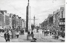 DUBLIN  ( Dublin )  - O'Connell Street - Dublin