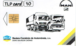 PHONECARDS-- PORTUGAL-CHIP-- 10 U BAVIERA-- MAN--- ONLY 1.150 - Portugal