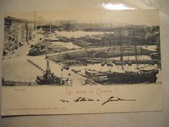 1903   LIVORNO    PANORAMA - Livorno