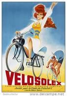@@@ MAGNET - Velosolex. 1950s - Publicitaires