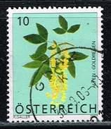 Österreich 2007, Michel# 2679 O Scotch Laburnum (Laburnum Alpinum) - 2001-10 Gebraucht