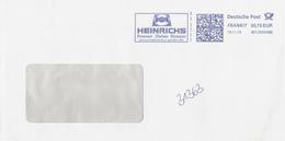EMA ALLEMAGNE DEUTSCHLAND BUND GERMANY TOOL MACHINE PRESSE TRACTION STANZEN OUTIL PRESSEN ZIEHEN TIRER HEINRICHS WEB - Fabbriche E Imprese