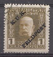 AUTRICHE - Ungarische Feldpost Mi.nr.: 1 Kaiser Joseph  Oblitéré-Used-Gestempeld - Autriche