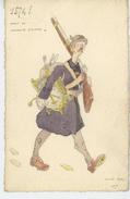"""HANSI - """"1674 ! Avant La Campagne D'Alsace """" D'après HANSI - Hansi"""