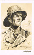 Duits Leger Armée Allemande German Army Afrikakampfer - Guerre 1939-45