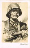 Duits Leger Armée Allemande German Army Stosstruppkampfer - Guerre 1939-45