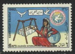 1982 Afghanistan Child, International Women And Mother Day (1v) MNH (M-382)