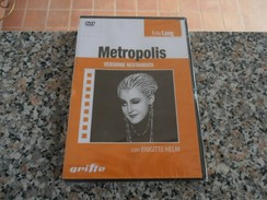 Metropolis - DVD - Classici
